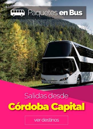 Salidas desde Córdoba